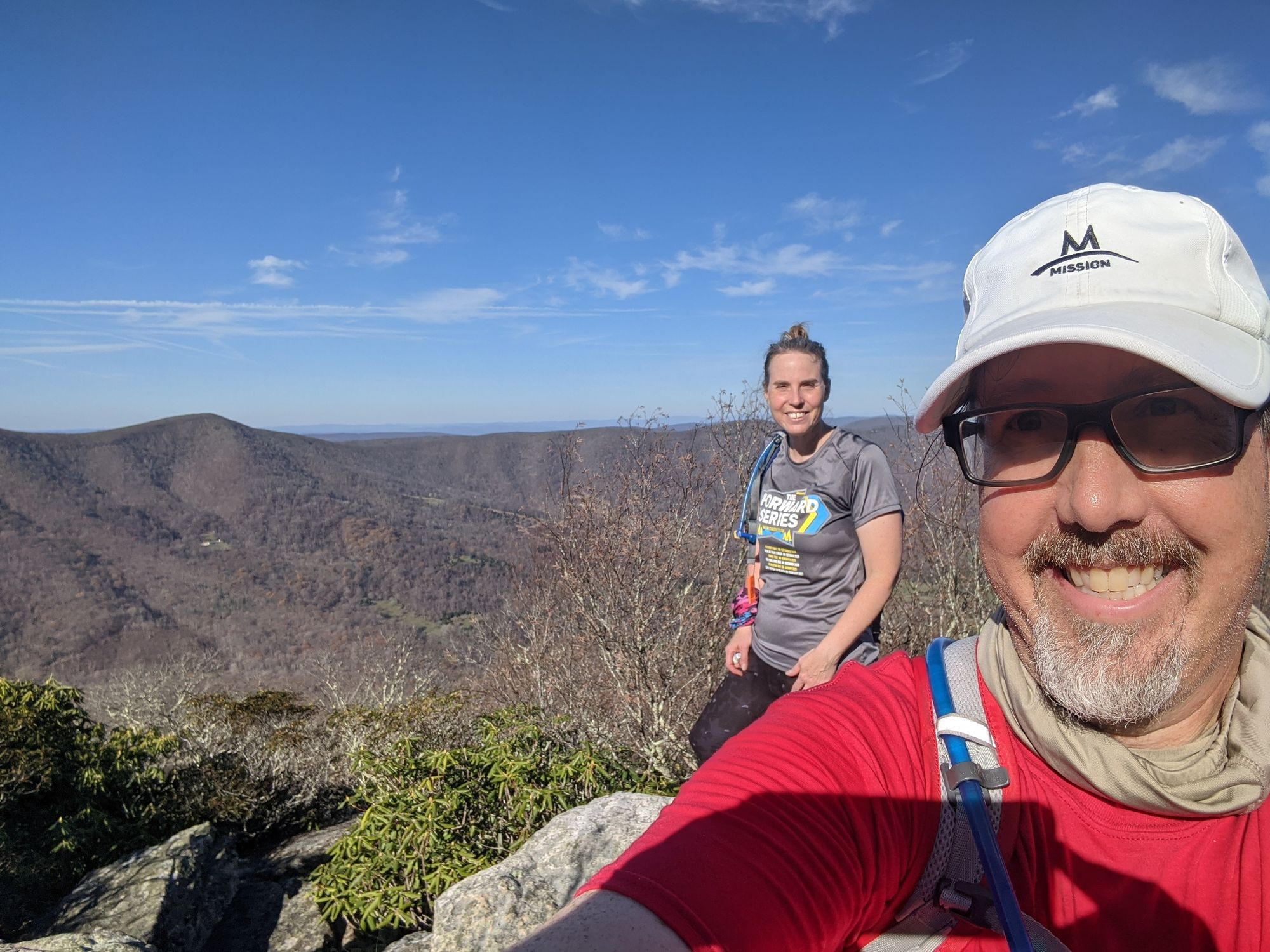 Hiking the Roanoke Valley AT in 14 Hikes: Part 10
