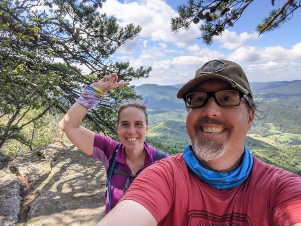 Hiking the Roanoke Valley AT in 14 Hikes: Part 6